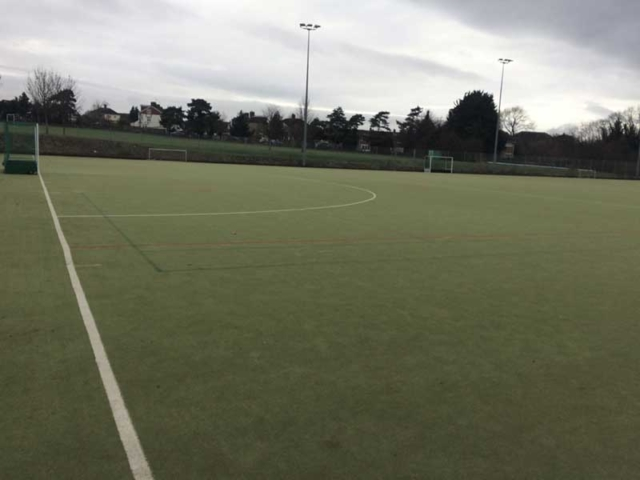 Pitch before resurface